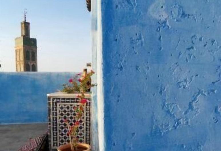 Riad Amazigh , Meknes, Balcony