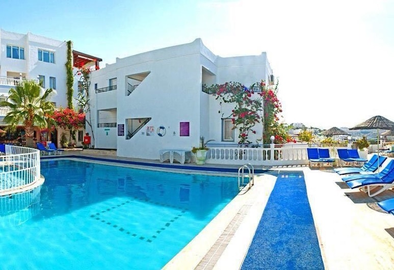 Club Alka Apart Hotel, Bodrum, View from property