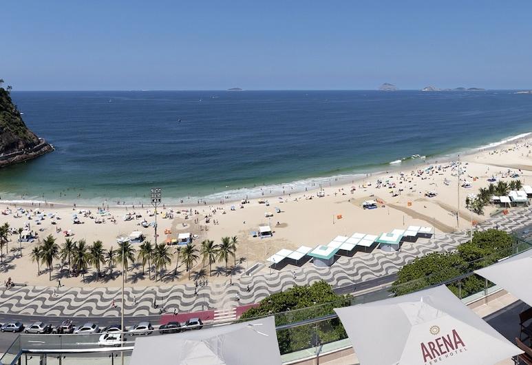Arena Leme Hotel, Rio de Janeiro, Beach