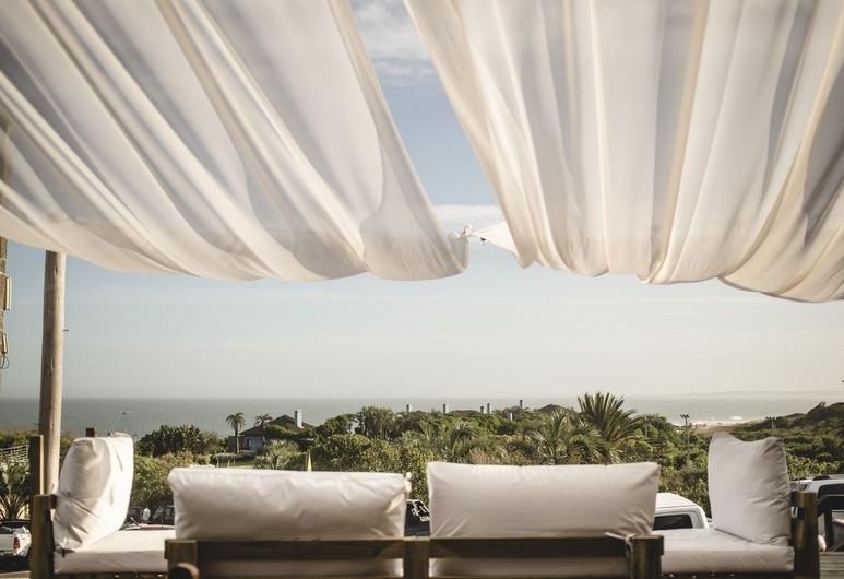 Hotel Posada del Barco, La Pedrera, Sân thượng/sân hiên