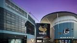 Selline näeb välja DoubleTree by Hilton Hotel at the Ricoh Arena - Coventry, Coventry