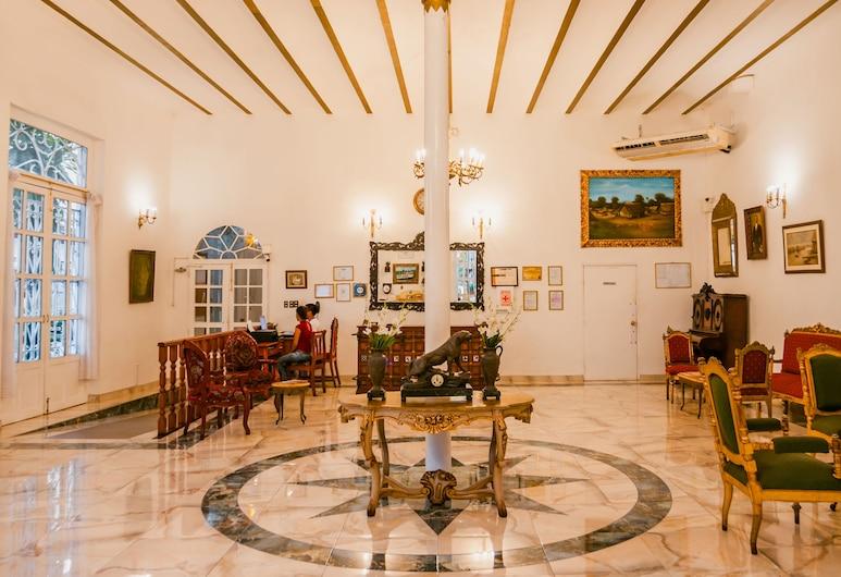 卡薩莫雷酒店, 伊基多斯, 接待廳