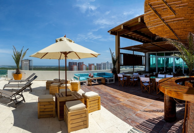 GHL Collection Barranquilla, Barranquilla, Vanjski bazen