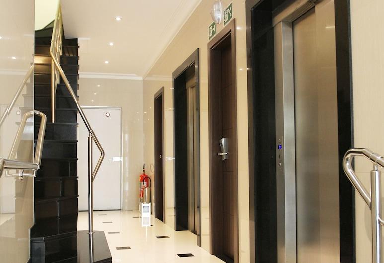 Hotel Amalia, Sao Paulo, Reception