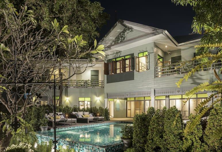 The Raweekanlaya Hotel Bangkok, Bangkok, Utvendig