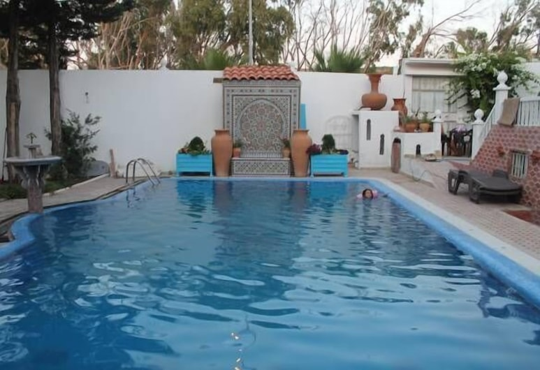 Malabata Guest House, Tanger, Pool