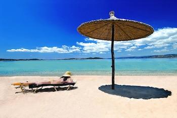 Foto di Akrathos Beach Hotel ad Aristotelis