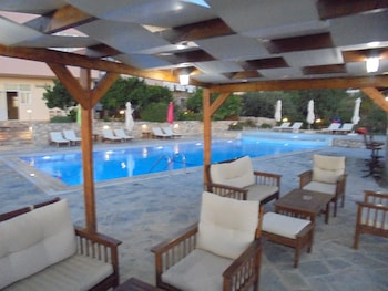 Picture of Ataviros Hotel in Rhodes