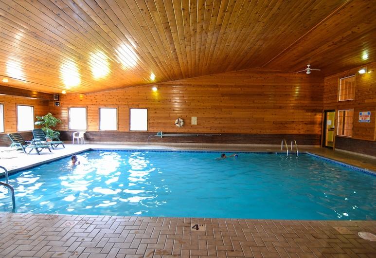 鷹河旅館渡假村, 鷹河, 室內泳池