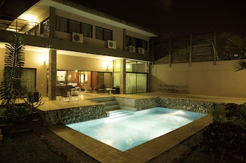 Mynd af Conciergerie Hotels Limaniya í Abidjan