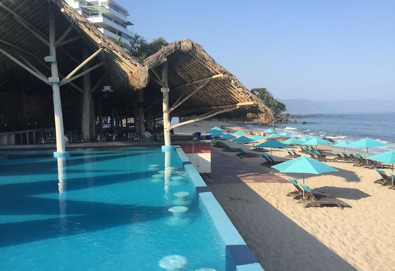 Almar Resort Luxury LGBT Beach Front Experience, Puerto Vallarta, Pool