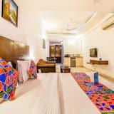 חדר דה-לוקס - נוף מחדר האורחים