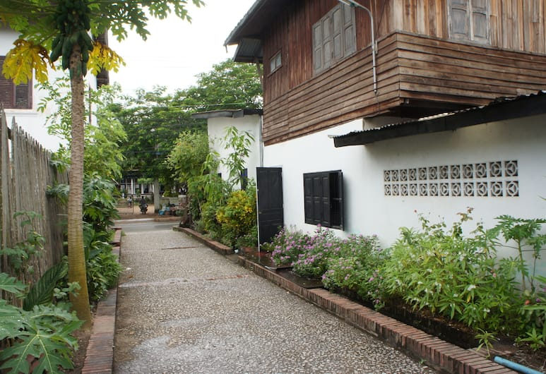Villa Aphay, Luang Prabang, Hotelový areál