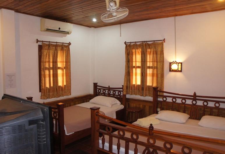 Villa Aphay, Luang Prabang, Family Airconditioning, Hosťovská izba
