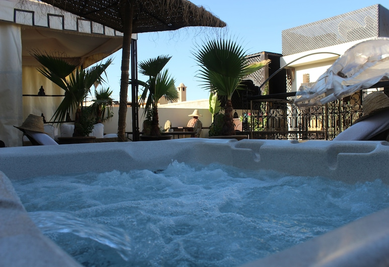 Riad Reve d'Or, Marrakech, Rooftop Pool