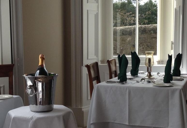 Davaar House, Dunfermline, Ẩm thực