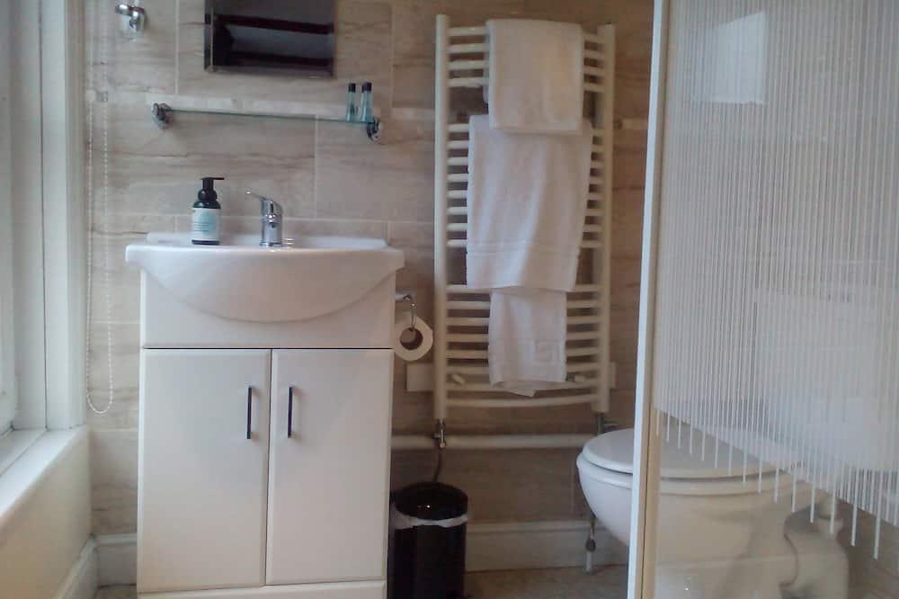 Standardsuite - eget badeværelse (Halifax) - Badeværelse