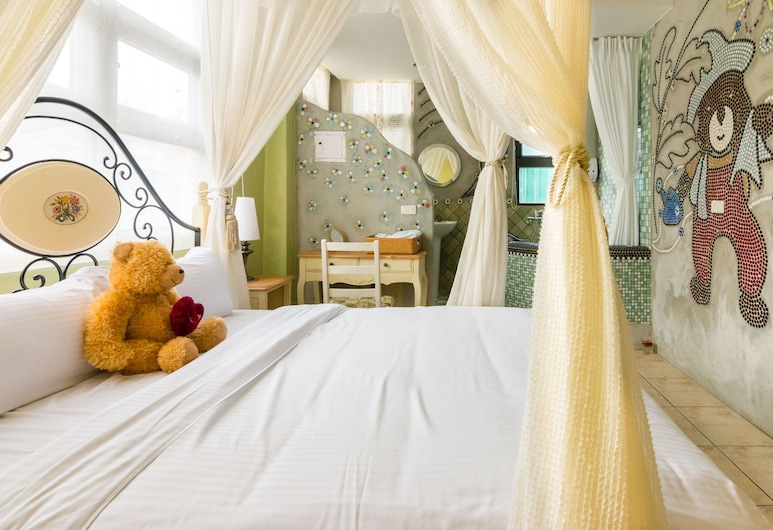 Gama Time B&B, Hualien City, Double Room, Bathtub, Guest Room
