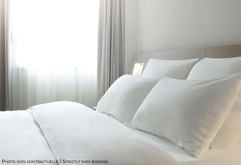 โรงแรมเมอร์เคียว ดึสเซลดอร์ฟ เซนทรุม, Düsseldorf, Privilege, ห้องพัก, เตียงใหญ่ 1 เตียง, ห้องพัก
