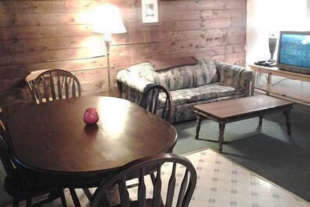 小屋, 2 間臥室 - 客廳