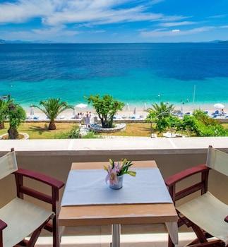 Foto Krouzeri Beach Apartments di Corfu