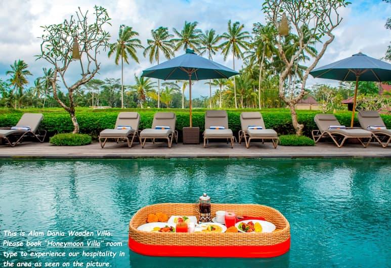 Alam Dania Cottage, Ubud, Outdoor Pool