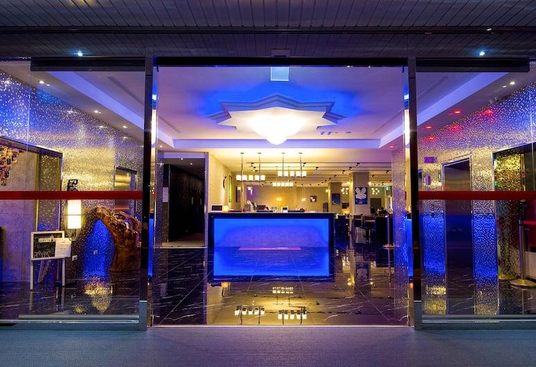 摩莎曼拉精品旅館 - 台北車站館, 台北市, 不指定房型 (20:00入住), 飯店入口