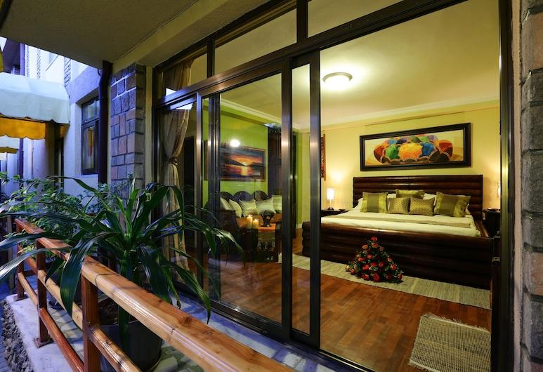 Zeist Lodge, Addis Ababa, Suite, Garden View, Bilik