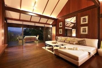 A(z) Vanilla hill (hill lodge) hotel fényképe itt: Hang Dong