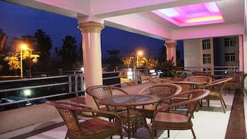 Bild vom Olympic Hotel in Kigali