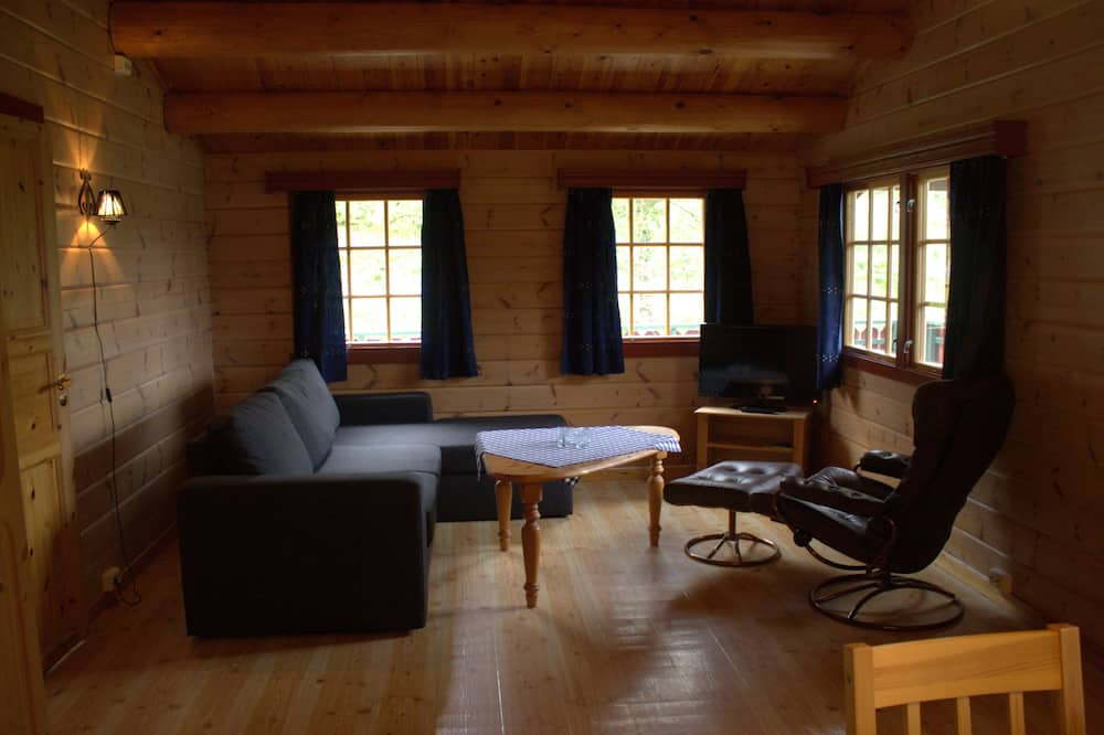 Basic Cottage - Living Area
