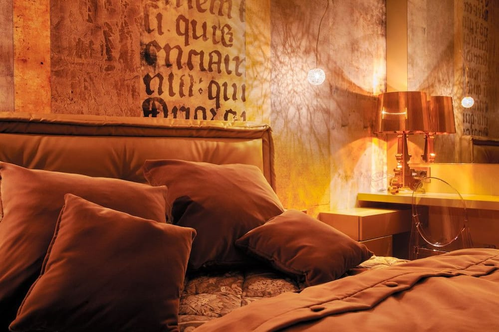 Deluxe szoba kétszemélyes ággyal - Vendégszoba