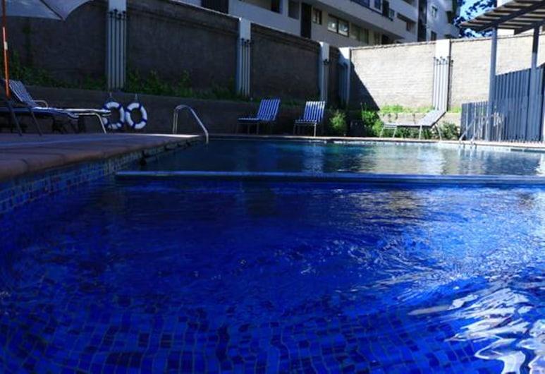 Hotel Diego de Almagro Providencia, Santiago, Piscina Exterior
