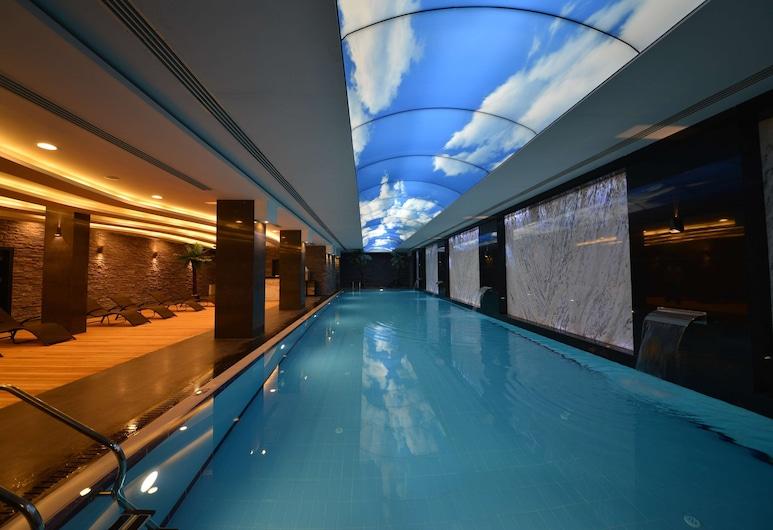 Park Inn by Radisson Ankara Cankaya, Ankara, Indoor Pool