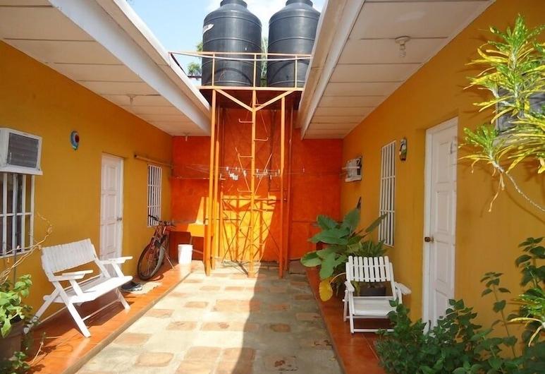 Apartamentos Los Angeles Managua, Managua, Dvorište