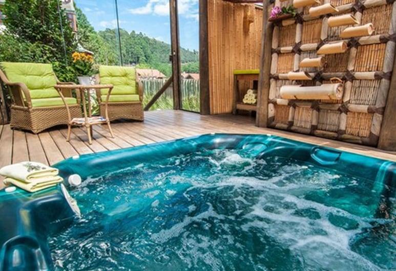 Pousada Águia Dourada, Monte Verde, Udendørs pool