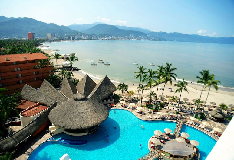 Sunscape Puerto Vallarta Resort & Spa All Inclusive, Puerto Vallarta, Vanjski bazen