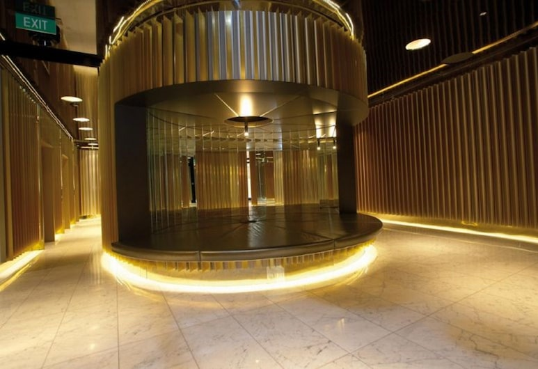 Southern Cross Serviced Apartments, Melbourne, Property entrance