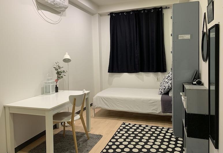 白尾旅館 - 青年旅舍, 首爾, 基本單人房, 客房