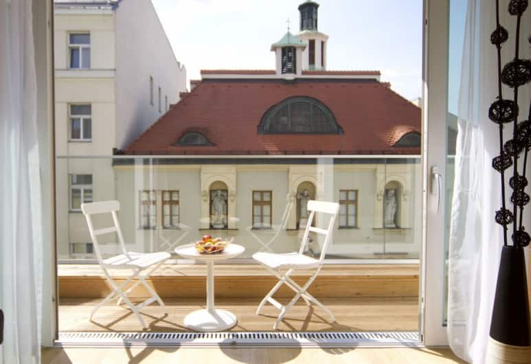 Kaiser Lofts by Welcome2vienna, Vienna, Apartment, Balcony, City View, Balcony