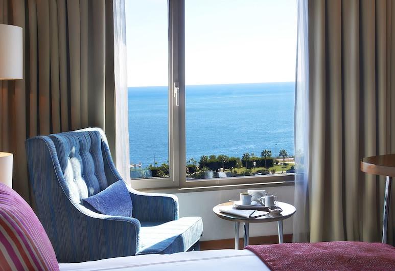 Divan Mersin, Mersin, Habitación doble superior, 1 cama de matrimonio grande, vistas al mar, Habitación