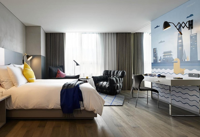 洛特 L7 明洞酒店, Seoul, Locomix Suite, 客房