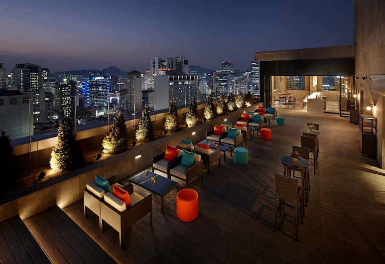 L7 Myeongdong by LOTTE, Seoul, Hotel Bar