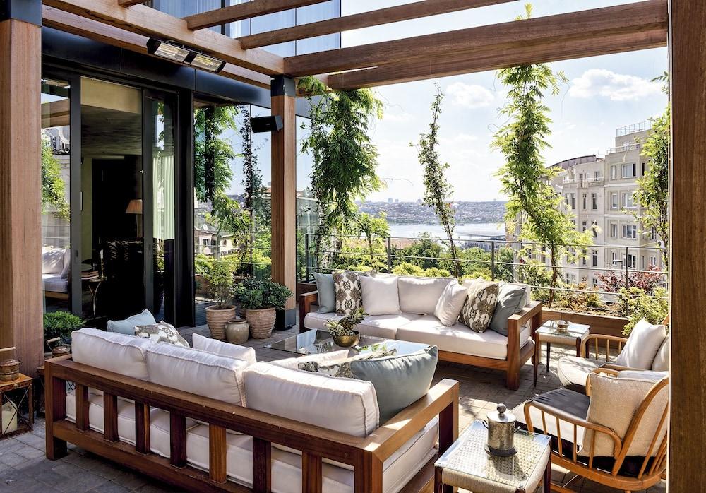 Soho House Istanbul, Istanbul, Apartment, Terrace/Patio