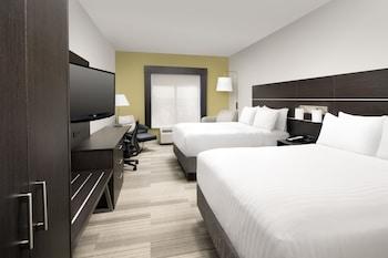 紐南亞特蘭塔西南紐南智選假日飯店的相片