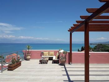 A(z) Villa Bambas hotel fényképe itt: Corfu Town