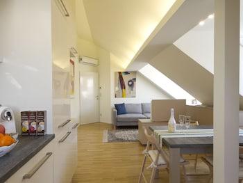 Selline näeb välja Mariahilf Terrace by Welcome2vienna, Viin
