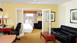 Tumbler Ridge hotel photo