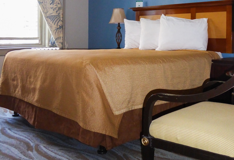 Ram's Hotel, San Francisco, Deluxe Room, 1 Queen Bed, Shared Bathroom, City View, Guest Room
