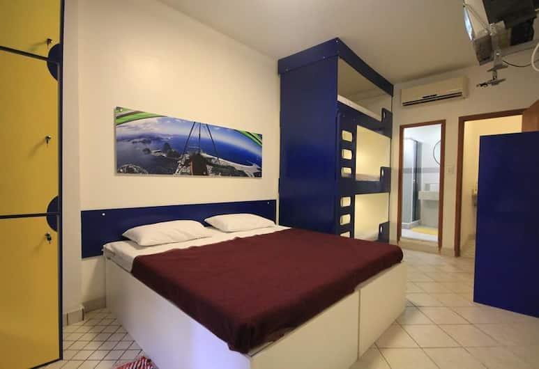 비스콘지 203, 리우데자네이루, 스탠다드 아파트, 침실 2개, 전자레인지, 객실